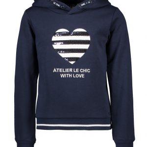 "LE CHIC  Sweater ""Atelier"" Blue"